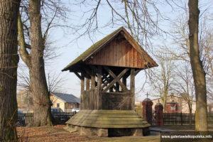 Dzwonnica w Łagiewnikach Kościelnych