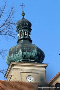 Kościół w Wieszczyczynie