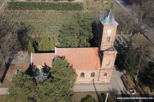 Kościół w Chwałkowie