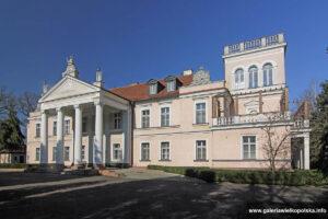 Pałac w Gębicach