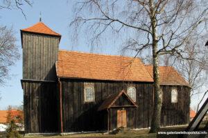 Kościół w Jabłkowie