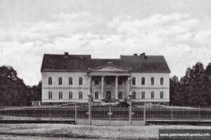 Kromolice - ok. 1912 rok