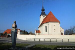 Kościół w Mchach