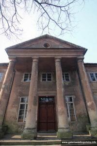 Pałac w Mchach