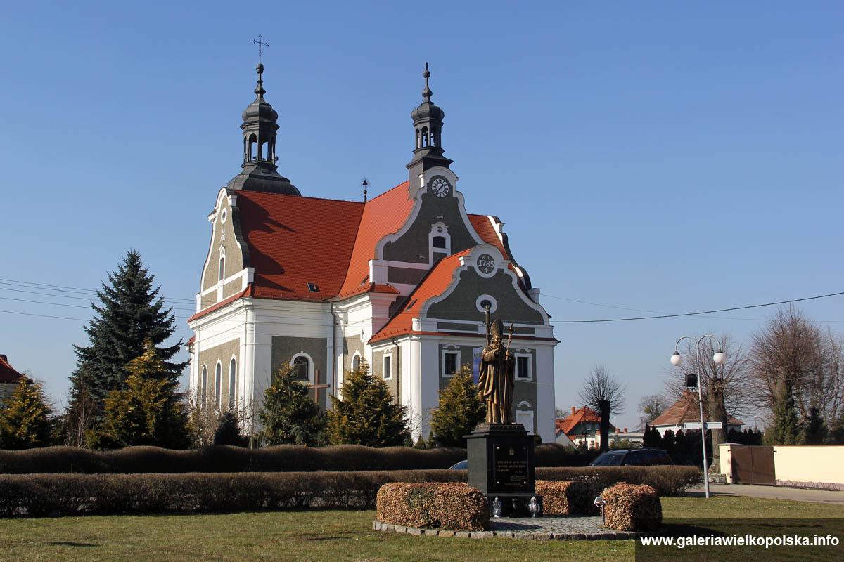 Kościół w Pogorzeli