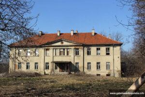 Pałac w Pudliszkach
