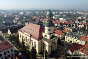 Kościół poewangelicki w Rawiczu