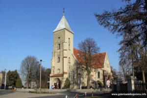 Kościół w Rodrażewie