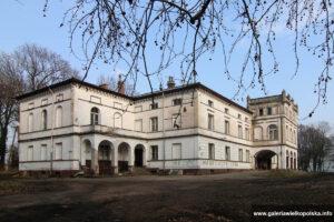 Pałac w Rusku