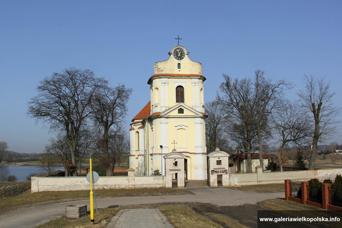 Kościół w Siedlcach