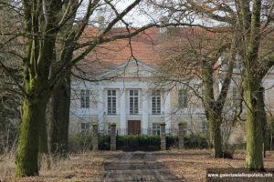 Pałac w Siedlcach