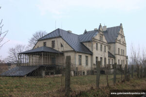 Pałac w Staniewie