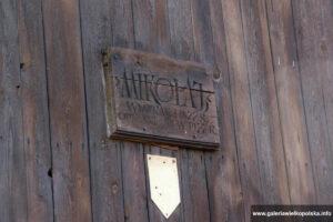 Wiatrak w Starym Kobylinie