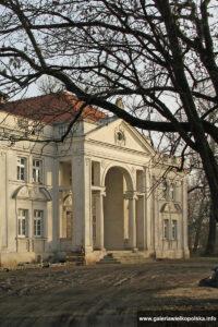 Węgierskie- pałac