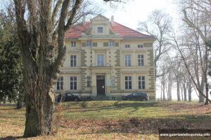 Pałac w Żołędnicy