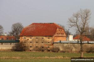 Dawny folwark w Bruczkowie