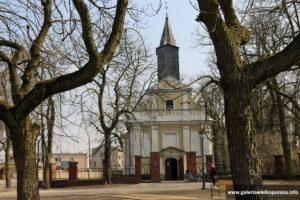 Kaplica w Czempiniu