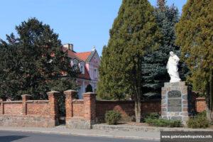 Dwór biskupi w Dolsku