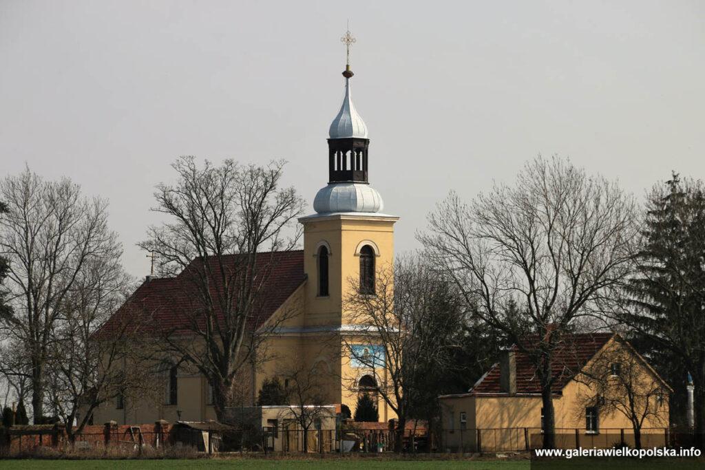 Kościół pw. św. Andrzeja w Iłówcu