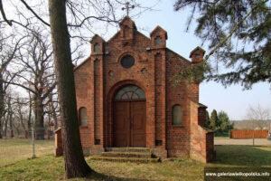 Kaplica grobowa w Jaszkowie
