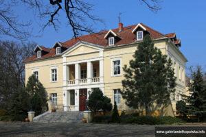 Pałac w Jaszkowie