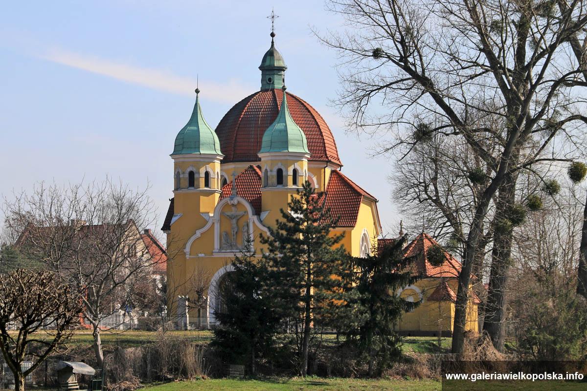 Kościół w Nekli