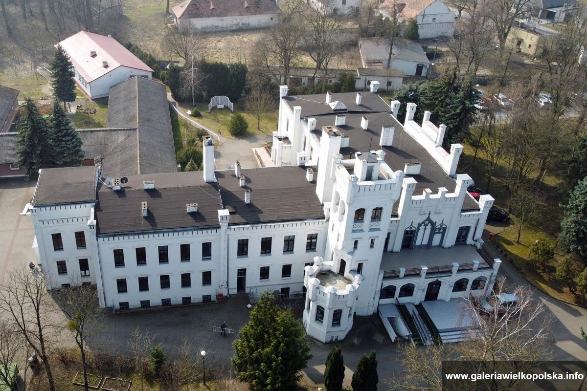 Pałac w Psarskim