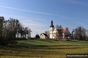 Kościół w Sokolnikach