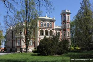Pałac w Garzynie