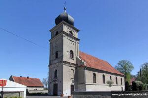 Kościół w Goniembicach