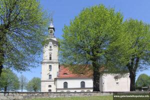 Sanktuarium w Górce Duchownej