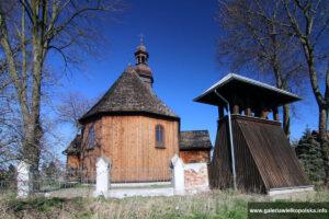 Świątynia w Kucharach Kościelnych