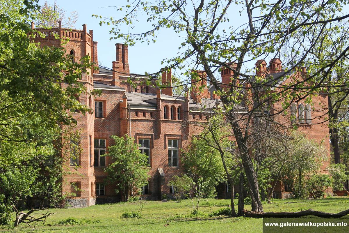 Pałac w Podrzeczu