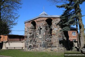 Dzwonnica w Sławsku