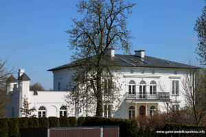 Pałac w Sławsku