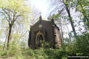 Kaplica grobowa w Przysiece Starej