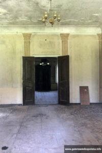 Dwór w Przysiece Starej
