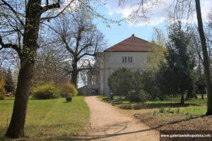 Pałac w Żychlinie