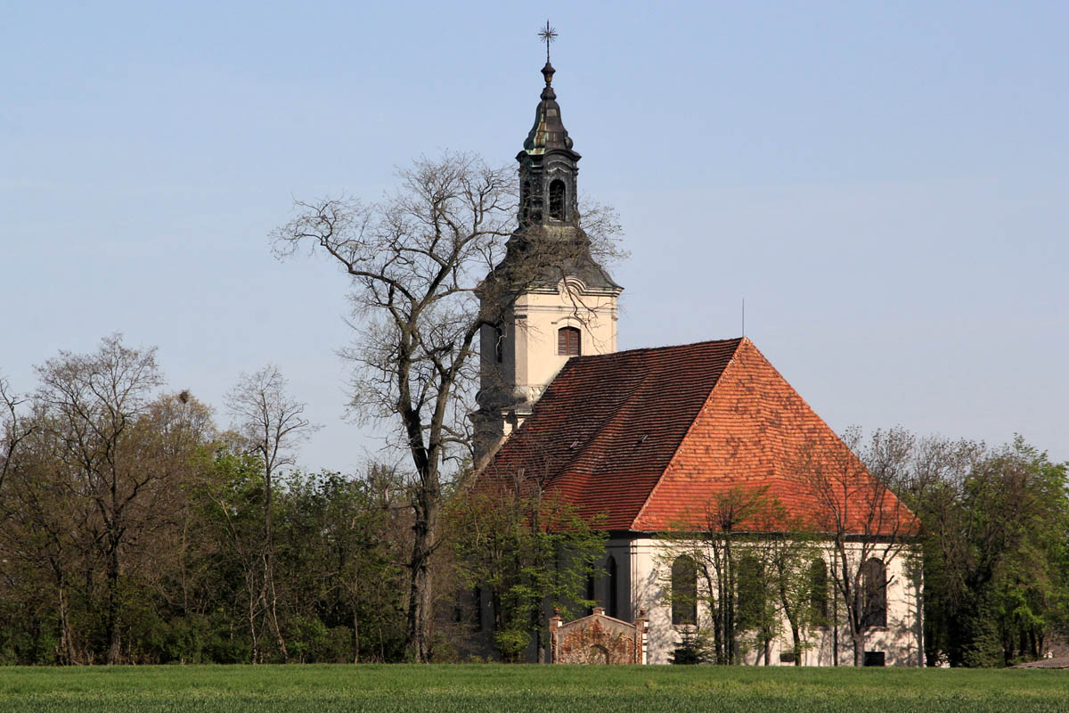 Żytowiecko - kompleks kościelny