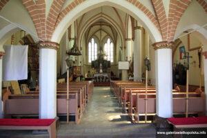 Kościół pw. św. Barbary w Gryżynie