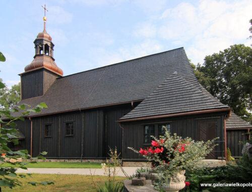 Kościół w Długiej Goślinie