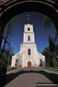 Kościół pw. św. Mikołaja w Krobi