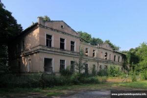 Pałac w Nieszawie