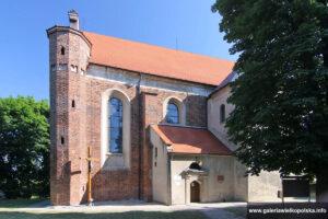 Kościół w Nowym Mieście nad Wartą