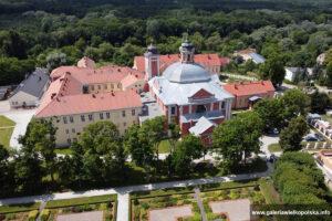 Dawny klasztor w Owińskach