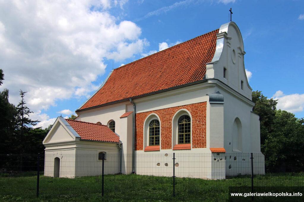 Kościół pw. św. Michała w Owińskach