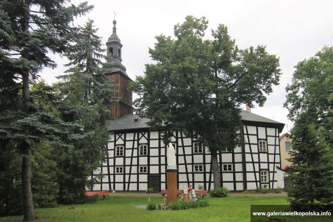 Kościół w Piaskach