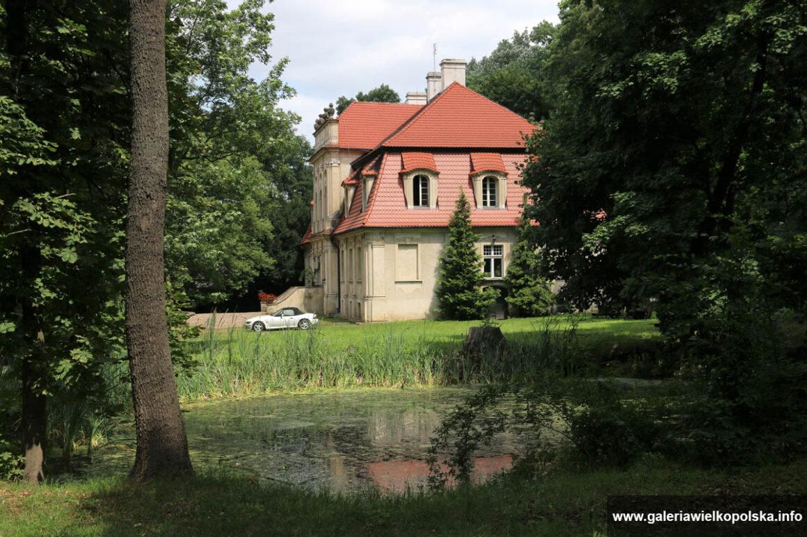 Pałac w Popowie Starym