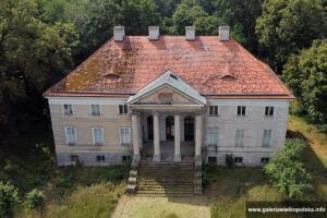 Pałac w Siernikach