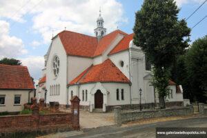 Kościół w Strzelcach Wielkich